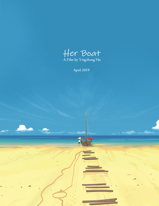Her Boat<p>(Canada)