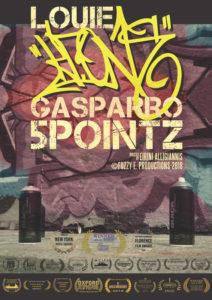 Louie (KR.ONE) Gasparro 5POINTZ<p>(Australia / USA)