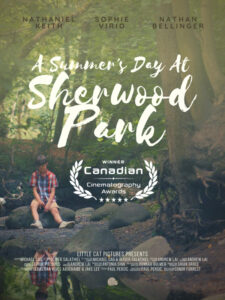 A Summer's Day at Sherwood Park<p>(Canada)