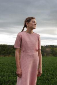Hollie's Dress<p>(Canada)