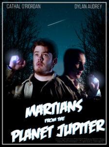 Martians from the Planet Jupiter<p>(Ireland)